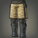 鞣革及膝裤