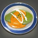 烤仙人掌叶