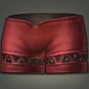 火红男式夏裤