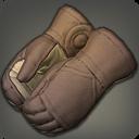 鞣革连指手套