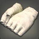 棉布半指手套