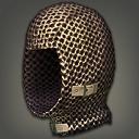 青铜锁甲头罩