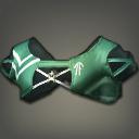 翠绿男式夏衣