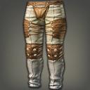 棉布软甲裤