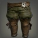 拉拉菲尔束膝裤