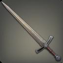 钝化维京剑