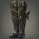 精金制敌铠靴