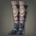 圣府军长靴