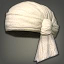 棉布包头巾
