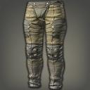 草布软甲裤