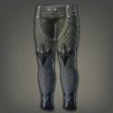 山羊革马裤