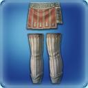 旧化的宵光短裤