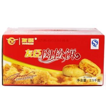 友臣肉松饼 5斤