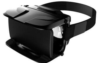 蚁视机饕 虚拟现实VR头盔3D眼镜手机便携式智能穿戴设备