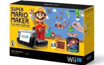 任天堂WiiU游戏机 游戏主机 家用机
