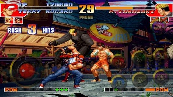 拳皇97(单机)截图第2张