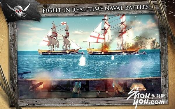 刺客信条之海盗奇航截图第1张