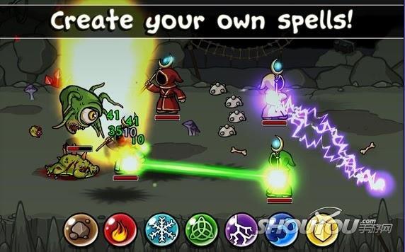 魔能:方碑之巫截图第2张