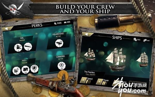 刺客信条之海盗奇航截图第3张