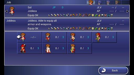 最终幻想传奇截图第3张