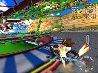 Kart Steer游戏截图第3张
