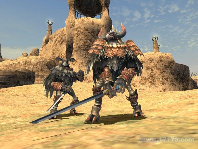 最终幻想XI截图第1张