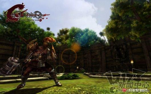 角斗士之剑游戏截图第2张