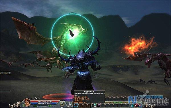 日食之战OL游戏截图第2张