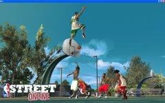 NBA STREET OL截图