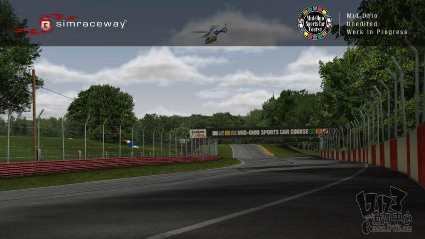 《模拟赛道》图片第3张