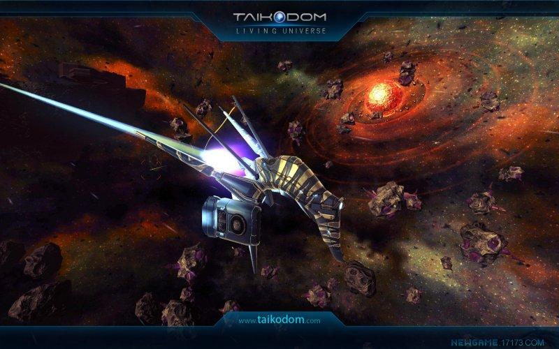 太空王国游戏截图第2张