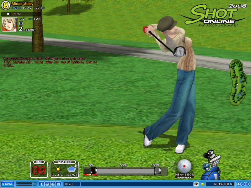 Shot Online游戏截图第1张
