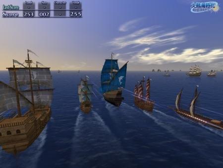 大航海时代OL游戏截图第1张