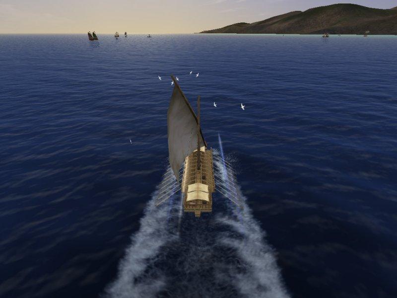 大航海时代OL游戏截图第3张