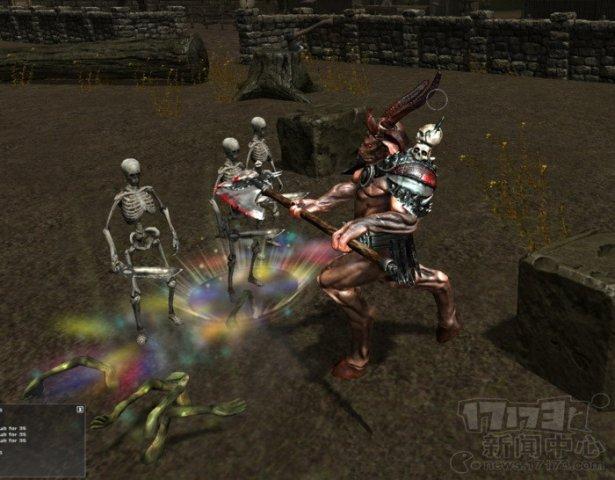 堕落者崛起-游戏截图第4张