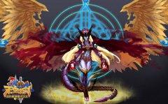 天空之剑-游戏原画