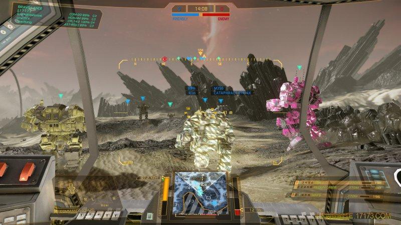 机甲战士OL-试玩截图第1张
