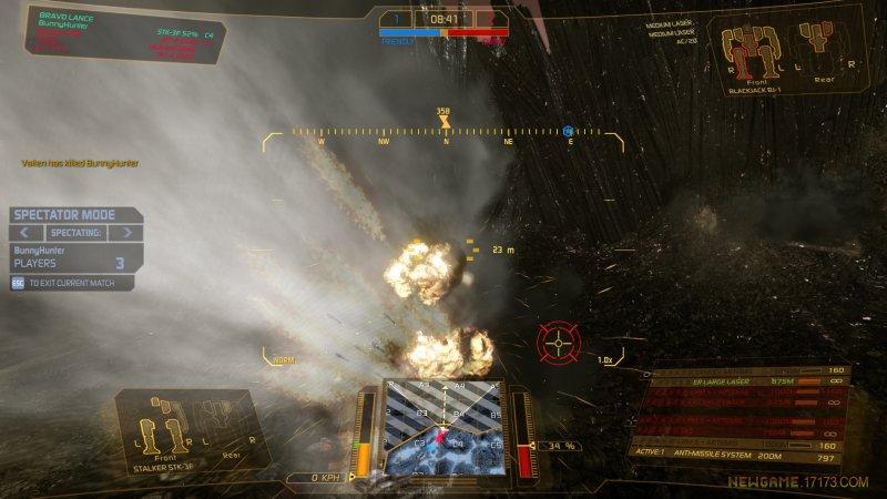 机甲战士OL-试玩截图第4张