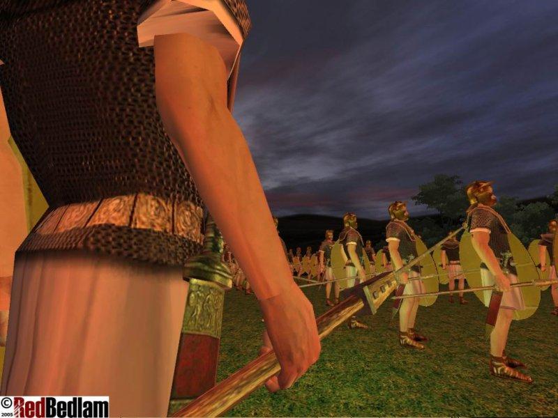 罗马胜利者游戏截图第2张