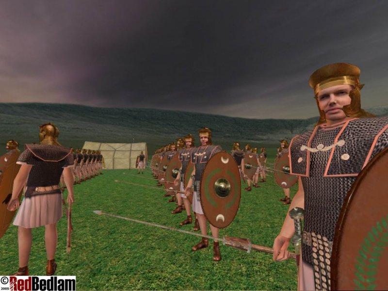 罗马胜利者游戏截图第3张