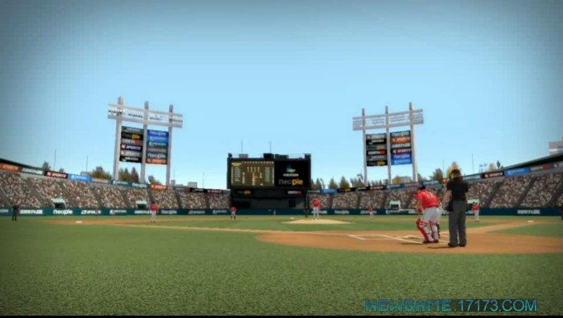 职业棒球2K游戏截图第1张