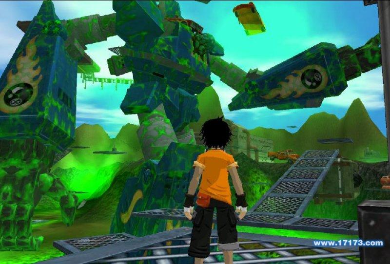 FusionFall游戏截图第2张
