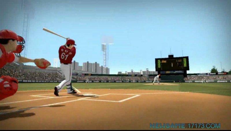职业棒球2K游戏截图第6张