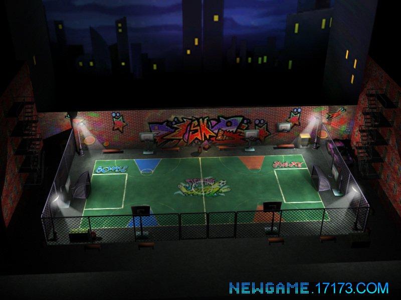 战斗足球游戏截图第1张