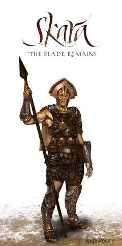 Skara:刀锋遗迹截图
