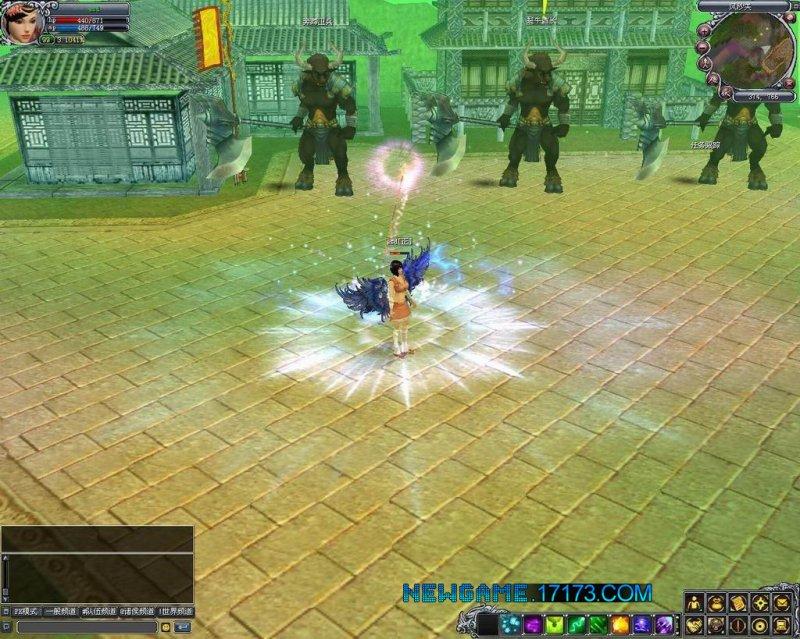 帝王OL游戏截图第4张