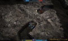 未来坦克战游戏截图