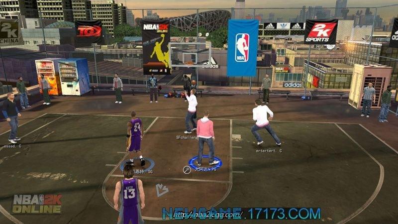 《NBA2K OL》图片第4张