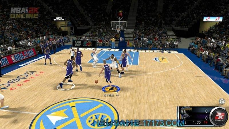 《NBA2K OL》图片第1张