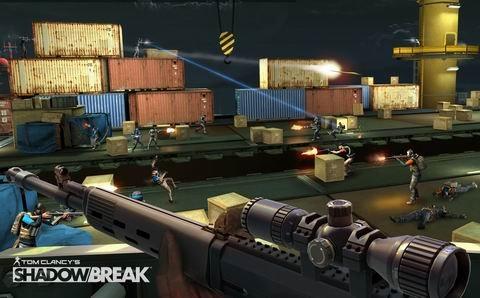 汤姆克兰西:暗影狙击游戏截图第3张